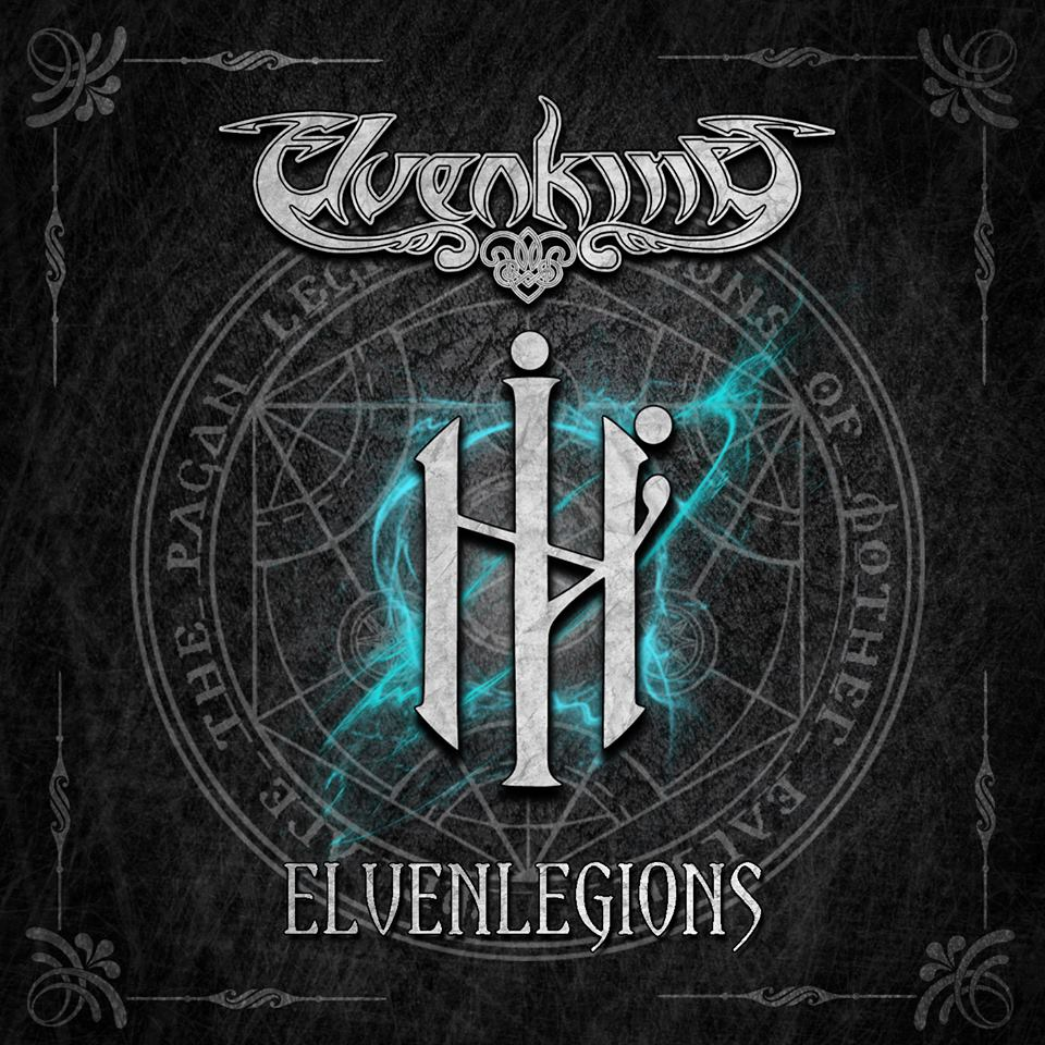 "new single ""ELVENLEGIONS"""