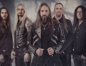ELVENKING to support HAMMERFALL