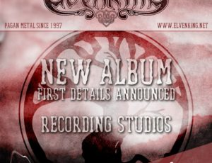 NEW ALBUM FIRST DETAILS